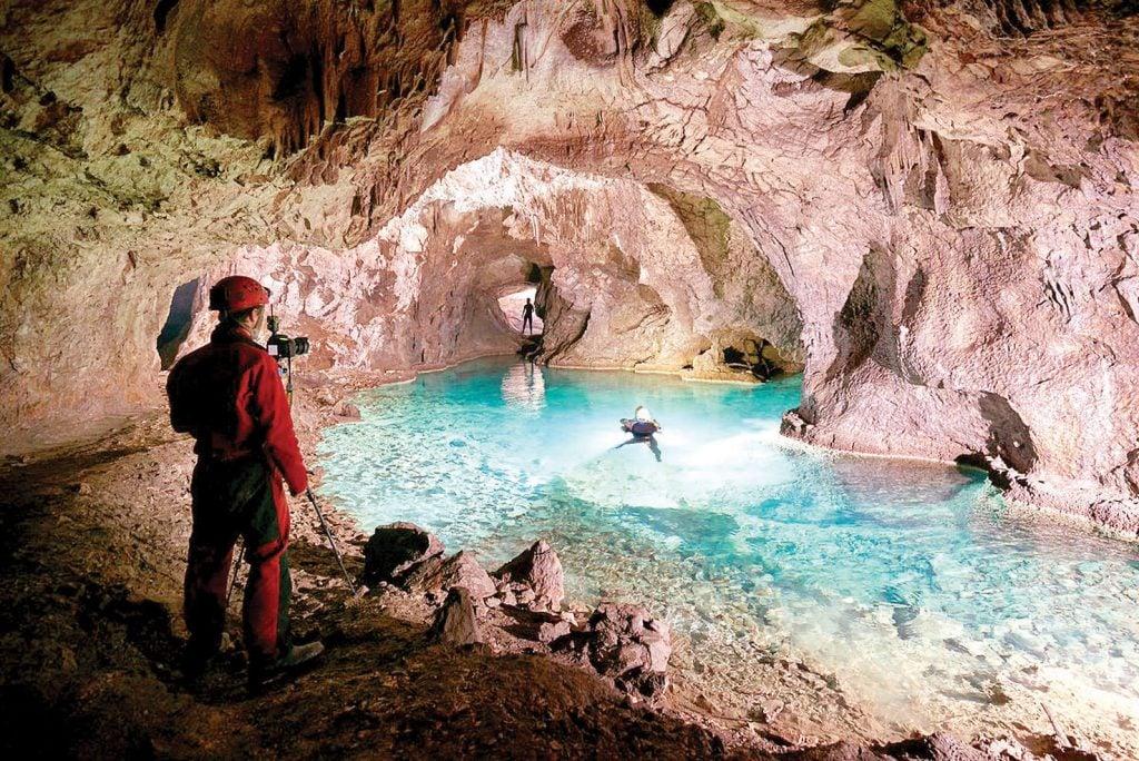 The strangest caves around the world