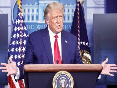 Photo of ترامب: الفائز في الانتخابات الرئاسية الأمريكية قد لا يعرف إلا بعد شهور