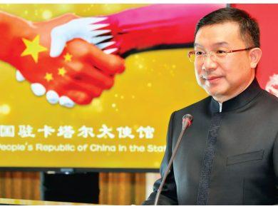 Photo of قطر والصين.. رؤى مشتركة لتعزيز التعاون الأممي