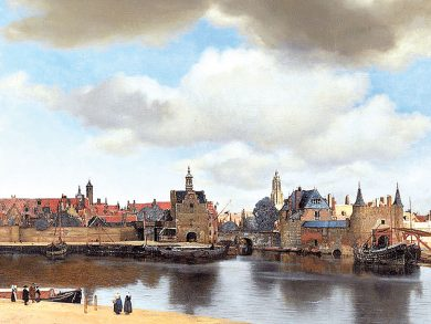 Photo of مشاهدة فردية للوحة فيرمير في هولندا