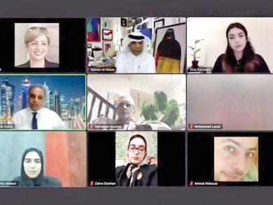 Photo of مناقشة السرديات الفنية والثقافية في قطر