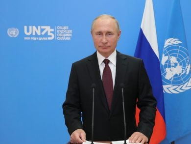 Photo of بوتين: روسيا تدعم جهود حل الأزمات الإقليمية سلميًا