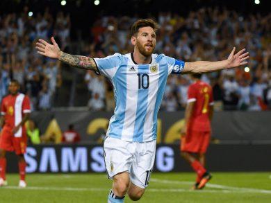 Photo of ميسي يقودالأرجنتين في تصفيات كأس العالم قطر 2022