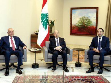Photo of الحريري: أجواء تشكيل الحكومة إيجابية