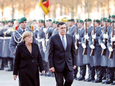Photo of ألمانيا تدعو فايز السراج إلى تأجيل استقالته