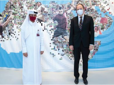 Photo of استادات المونديال أصبحت من معالم قطر البارزة