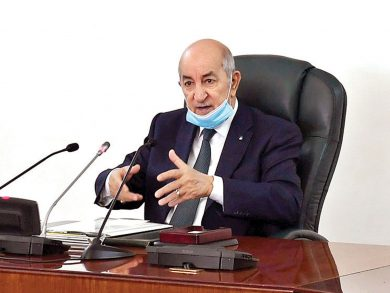 Photo of تبون يطمئن الجزائريين على صحته