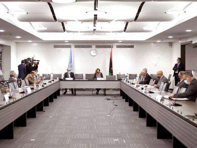 Photo of ليبيا: انطلاق الحوار السياسي برعاية أممية