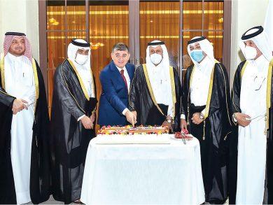 Photo of قطر تشارك تركيا احتفالاتها باليوم الوطني