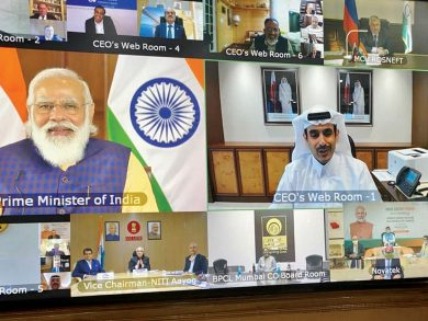 Photo of قطر أكبر مورّد للغاز الطبيعي للهند