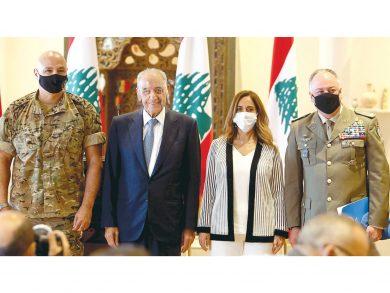 Photo of لبنان: اتفاق إطار لترسيم الحدود مع إسرائيل