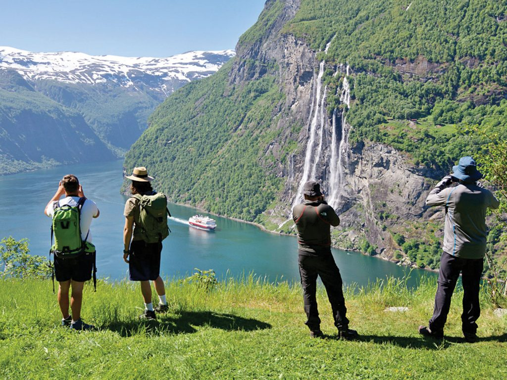 The wonders of tourist attractions around the world