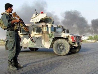 Photo of انفجار يستهدف وحدة خاصة تابعة للشرطة بإقليم غزنيشرقي أفغانستان