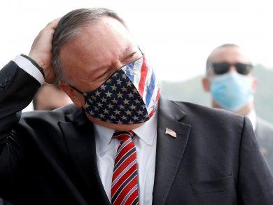 Photo of الولايات المتحدة تجدد اتهاماتها للصين بالوقوف وراء فيروس كورونا