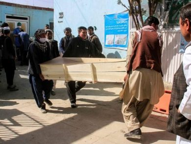 Photo of ارتفاع حصيلة قتلى انفجار خارج مركز للتدريب في كابول إلى 30 شخصا