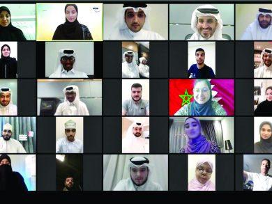 Photo of تتويج الفائزين في برنامج «الملهم»