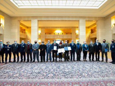Photo of بعثة الأمم المتحدة للدعم في ليبيا تعلن التوقيع على اتفاق دائم لوقف إطلاق النار