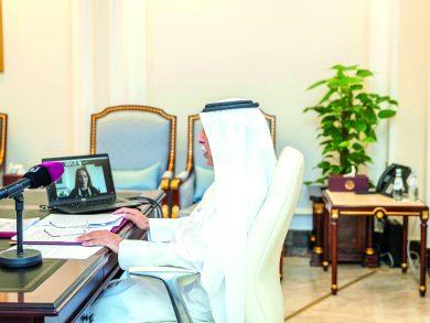 Photo of تقدير برلماني عالمي لسياسة قطر الرشيدة