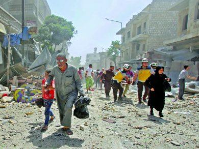 Photo of روسيا ونظام الأسد ارتكبا جرائم حرب في سوريا