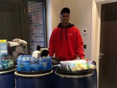 Photo of لاعبو ليدز يتبرعون لحملة راشفورد لمساعدة المحتاجين