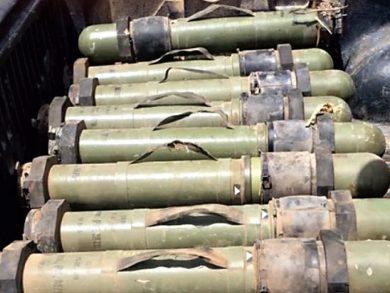 Photo of أبو ظبي تزود ميليشياتها في أبين بصواريخ ومُسيرات
