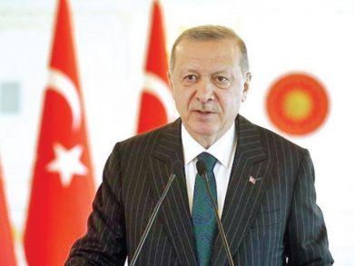 Photo of أردوغان يطالب المسلمين بتجاوز الخلافات للدفاع عن مقدساتهم