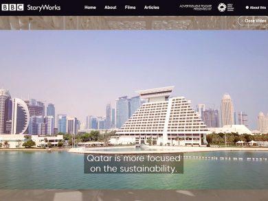 Photo of استعراض مُبادرات الضيافة الخضراء في قطر