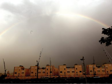 Photo of استمرار فرص هطول الأمطار الرعدية