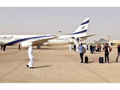 Photo of إسرائيل تحتفي بوصول أول فوج سياحي إلى دبي