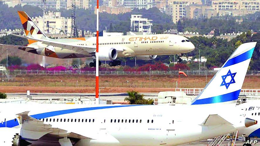 طائرات اسرائيلية - الخطوط الجوية الاسرائيلية - اسرائيل