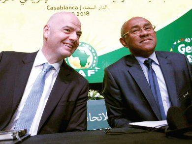 Photo of الـFIFA يُجمّد أحمد أحمد