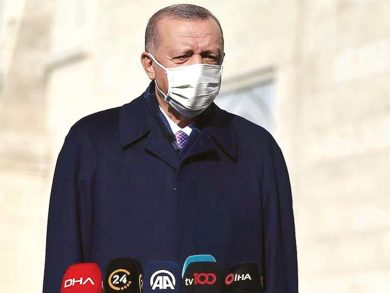 Photo of أردوغان: تطوير لقاح تركي ضد كورونا يتقدم سريعًا