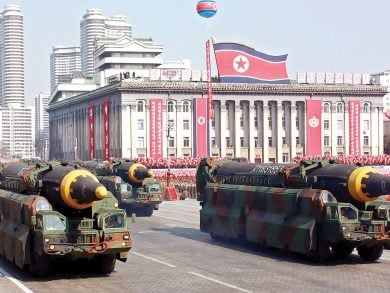 Photo of تقدم كوريا الشمالية في الأسلحة النووية والصواريخ حير الخبراء