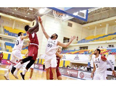 Photo of قطر تفوز على سوريا في التصفيات المؤهلة لبطولة آسيا لكرة السلة