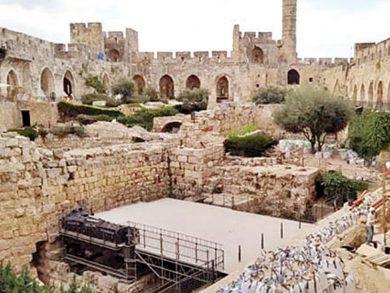 Photo of «قلعة باب الخليل».. أهم معالم القدس بين تزوير التاريخ وطمس الهُوية