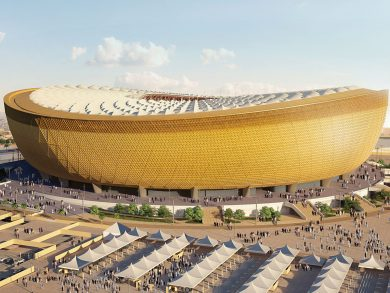 Photo of كأس العرب رسالة مهمة من قطر للأشقاء