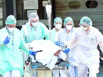Photo of كورونا يسجل نصف مليون إصابة في 24 ساعة