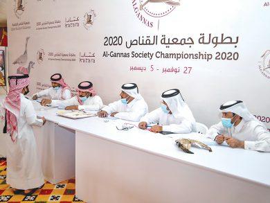 Photo of مسابقات متنوعة في بطولة جمعية القناص