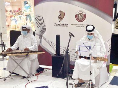 Photo of مقطوعات موسيقية تفاعلية مع الجمهور