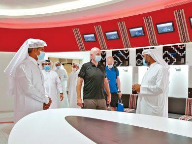 Photo of نتطلع بكل ثقة إلى كأس العالم في قطر 2022