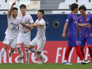 Photo of شنغهاي الصيني يستعيد توازنه في دوري أبطال آسيا