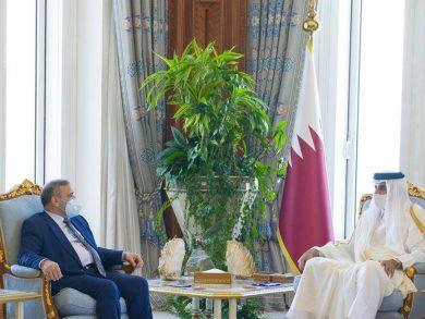 Photo of صاحب السمو يستقبل رئيس المجلس الأعلى لدولة ليبيا