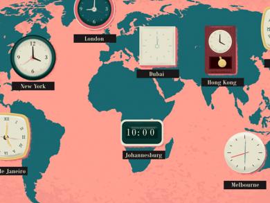 Photo of 26 ساعة أكبر فرق في التوقيت بين موقعين بالعالم
