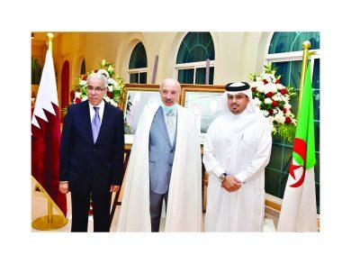 Photo of العلاقات القطرية الجزائرية استثنائية ومتطورة