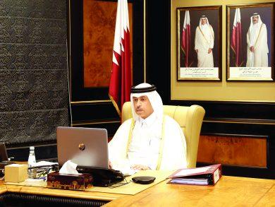 Photo of قطر تشارك في اجتماع مجلس وزراء العدل العرب