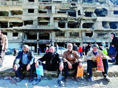 Photo of تقرير أممي: 3 ملايين لاجئ سوري يحتاجون لمساعدات إغاثية