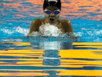 Photo of منافسات بطولة كأس قطر للسباحة تختتم غدا