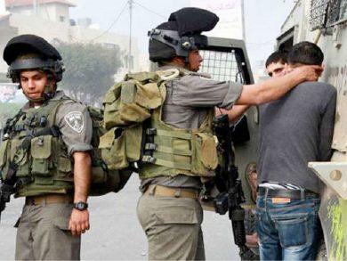 Photo of الاحتلال يعتقل 4 فلسطينيين في الضفة