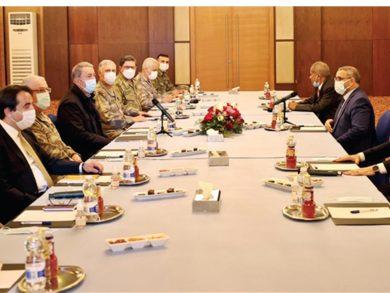 Photo of وزير الدفاع التركي يزور ليبيا ويجدد دعم بلاده للوفاق