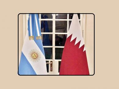 Photo of قطر والأرجنتين تتمتعان بعلاقات طيبة في مختلف المجالات